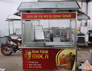 3 Địa Điểm Mua Xe Bánh Mì Thổ Nhĩ Kỳ Chất Lượng, Giá Tốt