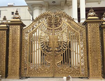 Thiết Kế, Gia Công Và Lắp Đặt Cửa Cổng Đúc Theo Yêu Cầu