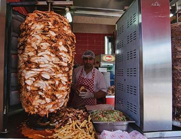 Bí Quyết Nướng Thịt Thơm Ngon Bằng Lò Nướng Thịt Doner Kabab