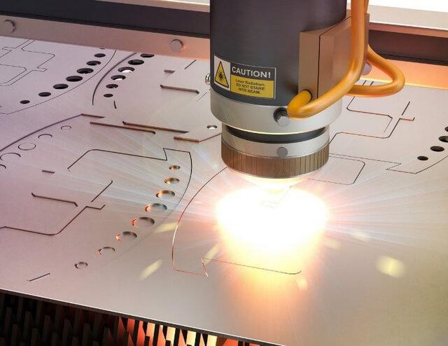 CNC Và Những Ưu Điểm Của Phương Pháp Cắt CNC Laser Kim Loại