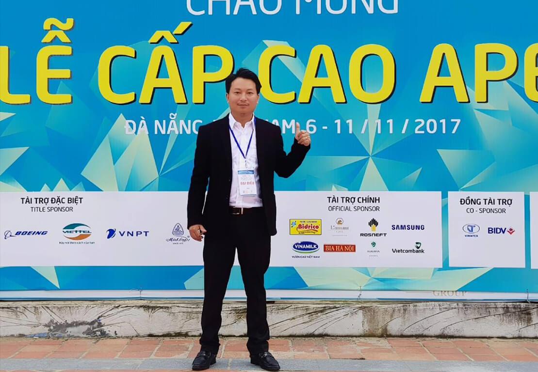 Sao Băng Tham Dự Tuần Lễ Cấp Cao APEC 2017