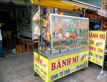 Điểm Danh Top 4 Xe Bánh Mì Thổ Nhĩ Kỳ Hot Nhất Sài Gòn