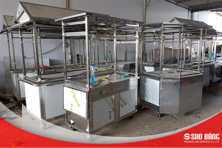 Xe bánh mì được sản xuất dưới sự quản lý nghiêm ngặt từ đội ngũ kỹ sư